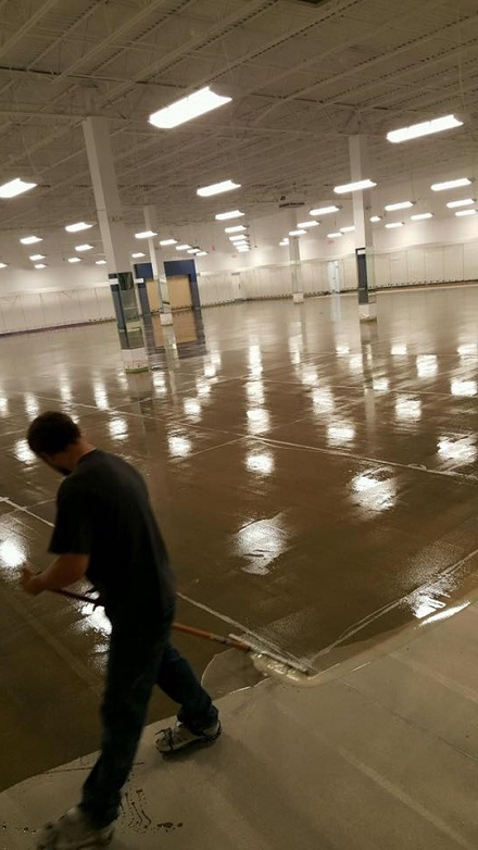 Moisture Vapor Mitigating Floor Coatings