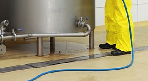 Antimicrobial Epoxy Flooring