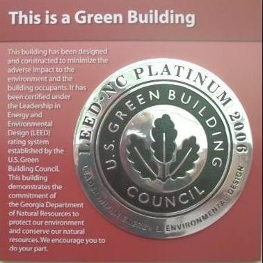 Concrete Fusion Helps LEED Certification