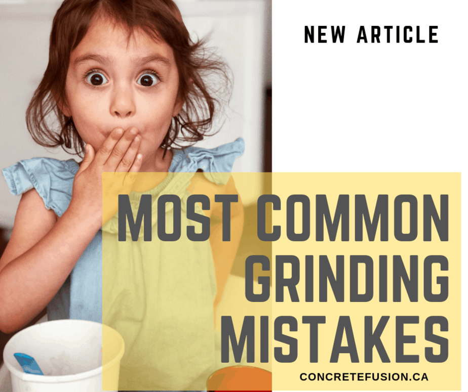 Common Polishing and Grinding Mistakes