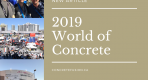 World Of concrete 2019