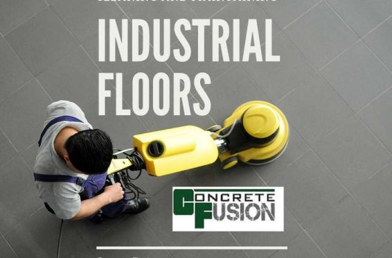 maintaining industrial floors