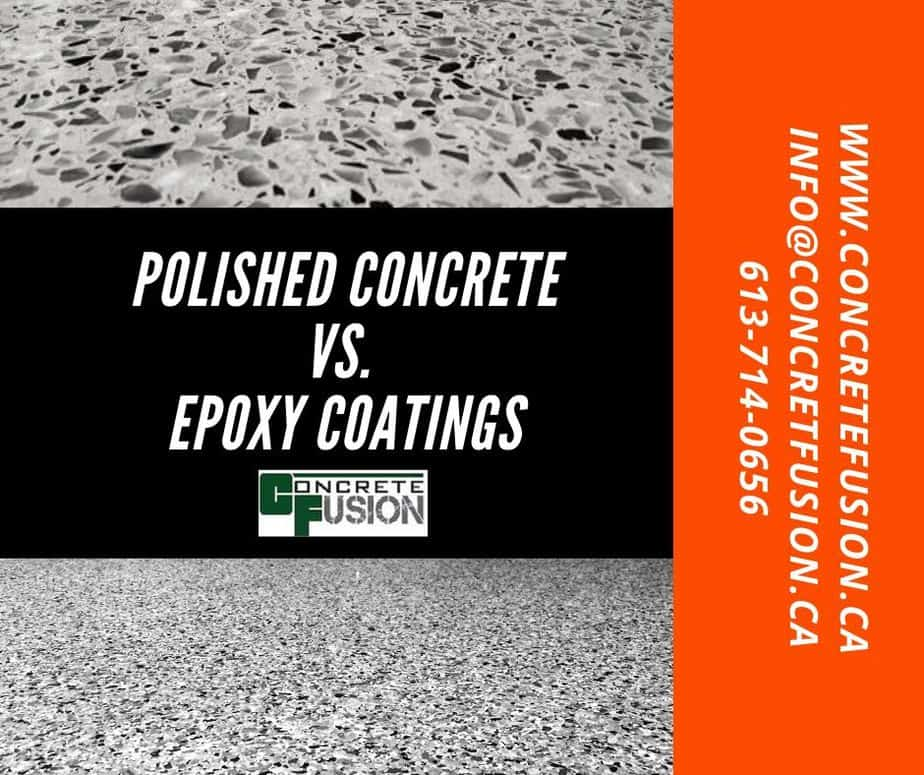 Epoxy vs. Polished Concrete: What's The Difference?