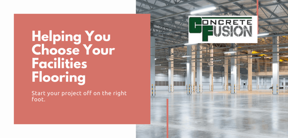 Choosing The Best Concrete Finishing System For Your Floor
