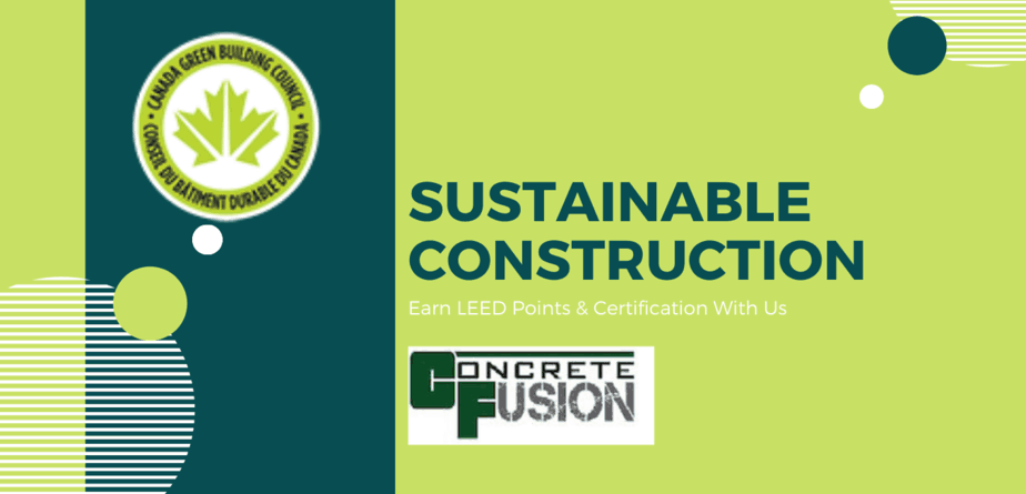 Earn leed points with sustainable flooring systems
