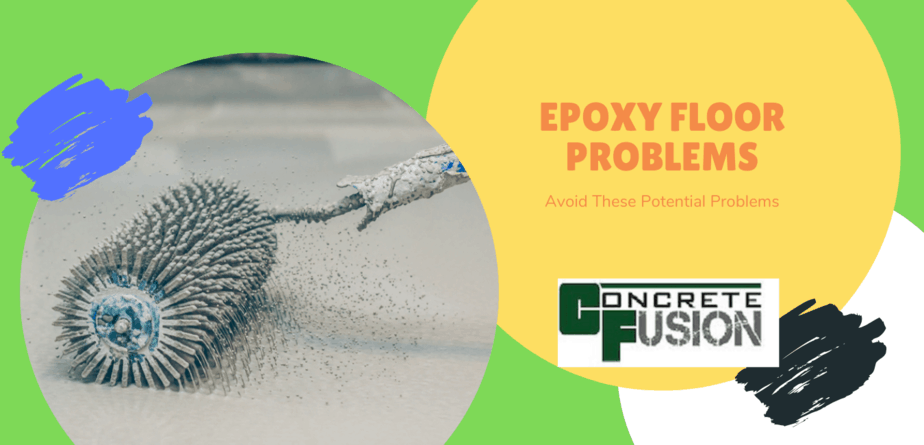 Common Epoxy Problems From Poor Installation