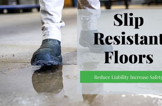 slip resistant safety floors