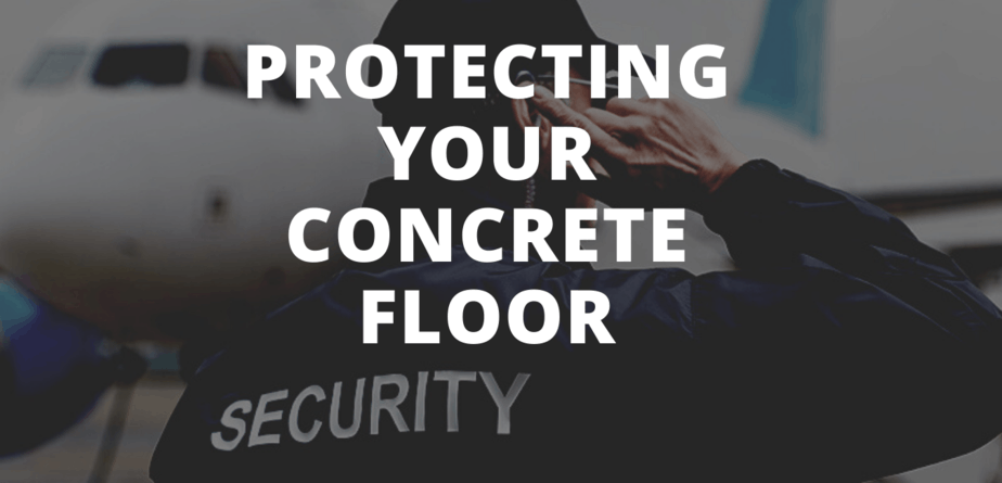 Protect Concrete By Coating It