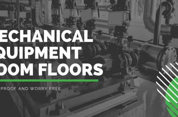 mechanical equipment room flooring solutions