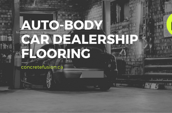 autobody flooring solutions