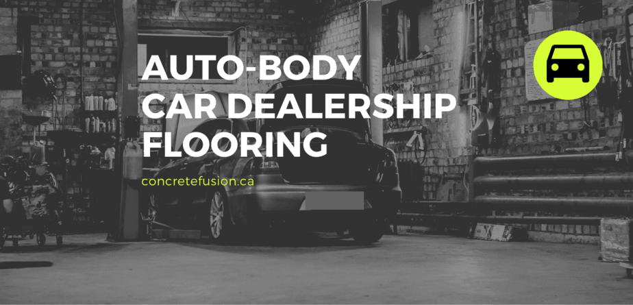 autobody flooring solutions